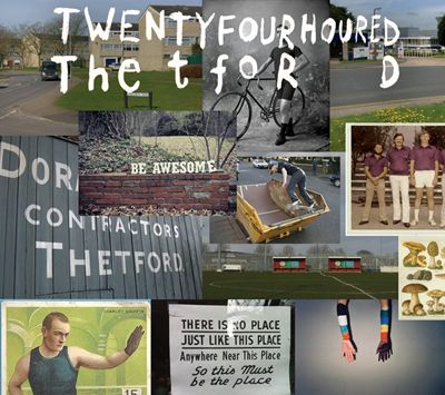 Twentyfourhoured Thetford, Ultimate Holding Company, 2011