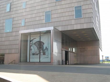Rhythm Mastr, Kerry James Marshall, The New Art Gallery Window Box